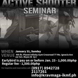 IKMF Philippines Defense Against Active Shooter
